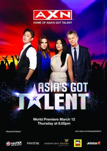 Asia's Got Talent next episode air date poster