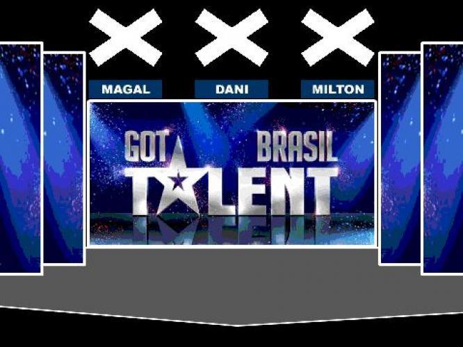 Got Talent Brasil next episode air date poster