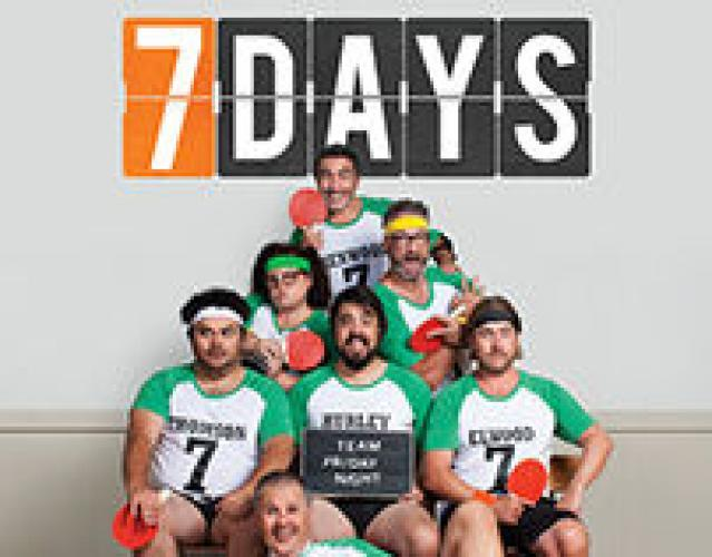 7 Days of Sport next episode air date poster