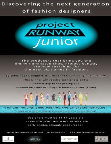 Project Runway Junior next episode air date poster