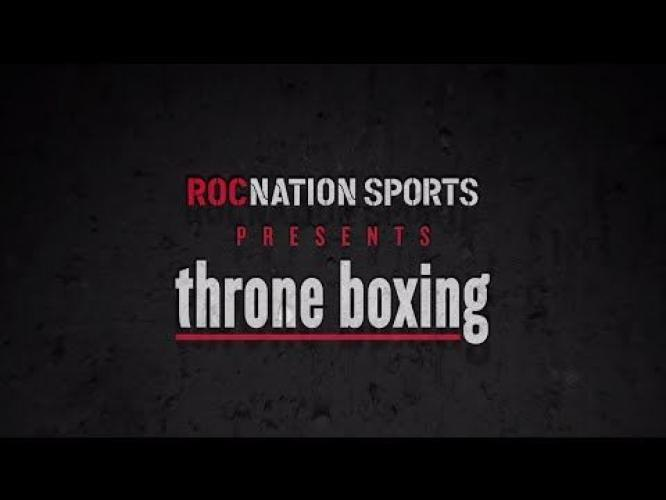 Throne Boxing next episode air date poster