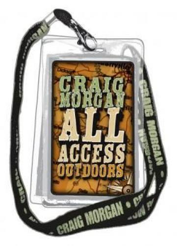 Craig Morgan All Access Outdoors next episode air date poster