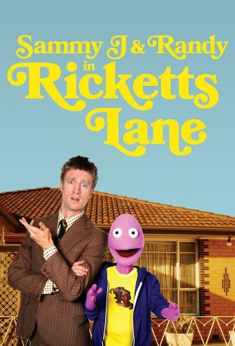 Sammy J & Randy in Ricketts Lane next episode air date poster