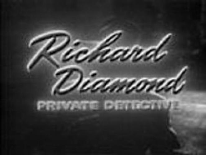 Richard Diamond, Private Detective next episode air date poster