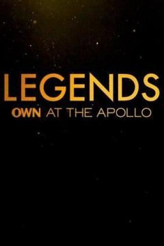 Legends: OWN at the Apollo next episode air date poster