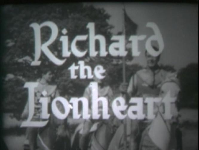 Richard the Lionheart next episode air date poster
