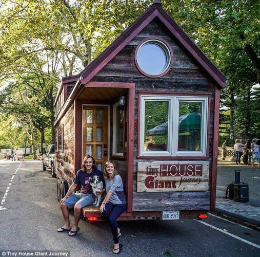 Tiny House World next episode air date poster