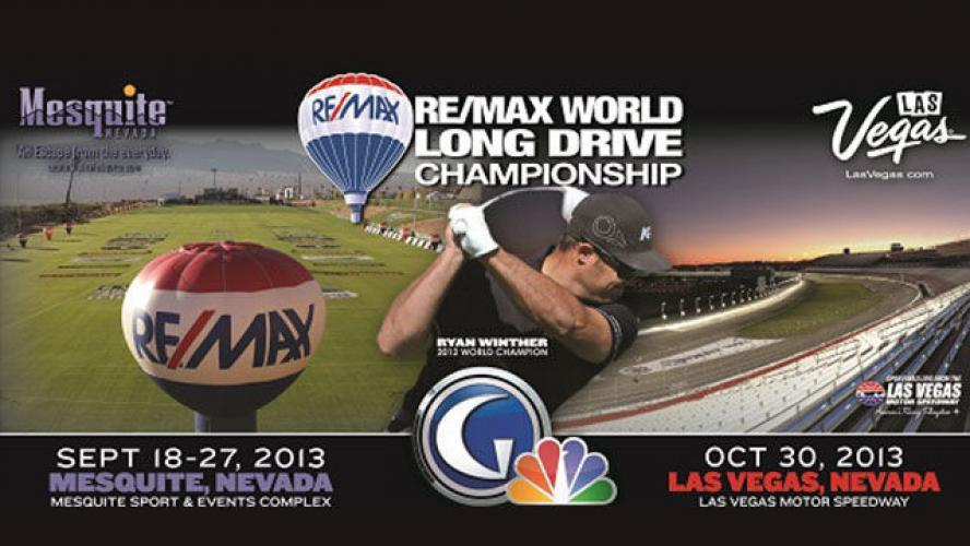 World Long Drive Championship next episode air date poster