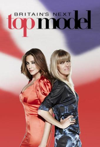 Britain's Next Top Model next episode air date poster