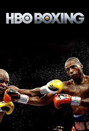 HBO Boxing next episode air date poster