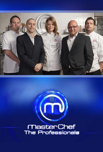 Masterchef: The Professionals next episode air date poster