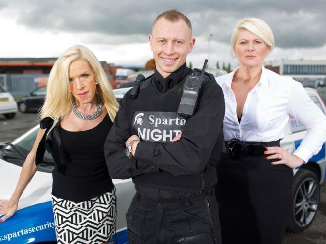Rent a Cop next episode air date poster