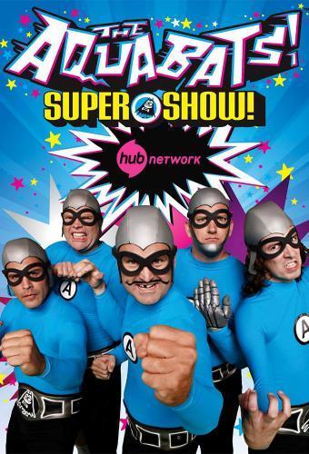 The Aquabats! Super Show! next episode air date poster