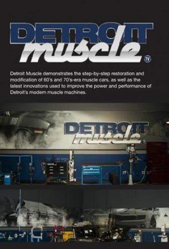 Detroit Muscle next episode air date poster