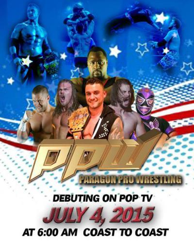 Paragon Pro Wrestling next episode air date poster