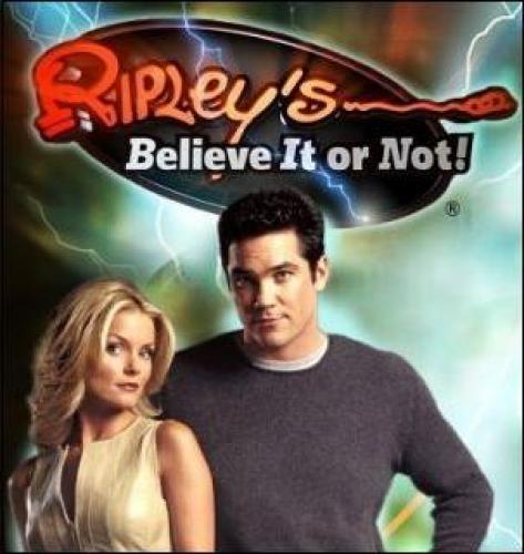 Ripley's Believe It or Not! (2000) next episode air date poster