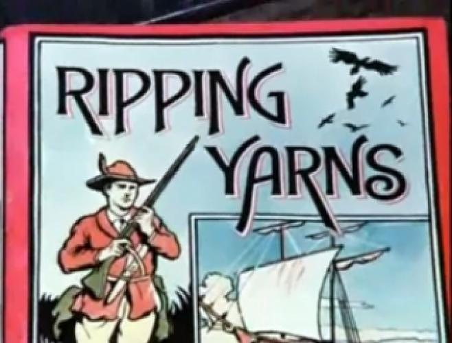 Ripping Yarns next episode air date poster