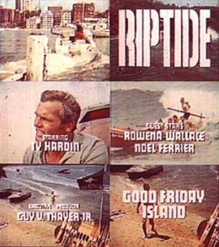 Riptide (AU) next episode air date poster