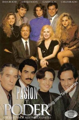 Pasión y Poder next episode air date poster