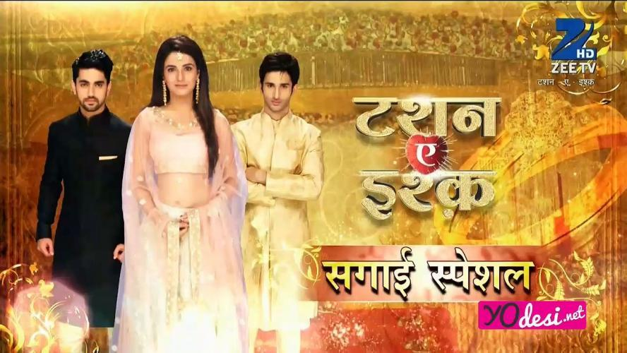 Tashan-e-Ishq Season 1 Air Dates & Countdown