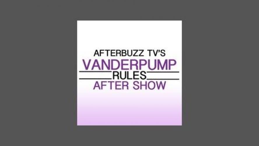 Vanderpump Rules After Show next episode air date poster