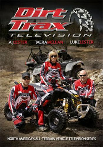 Dirt Trax Television next episode air date poster
