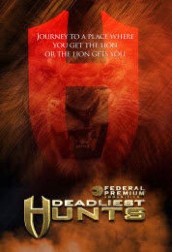 Deadliest Hunts next episode air date poster