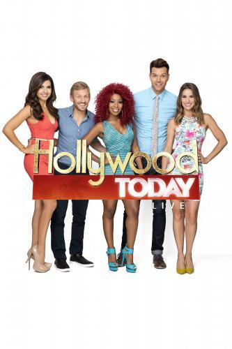 Hollywood Today Live next episode air date poster