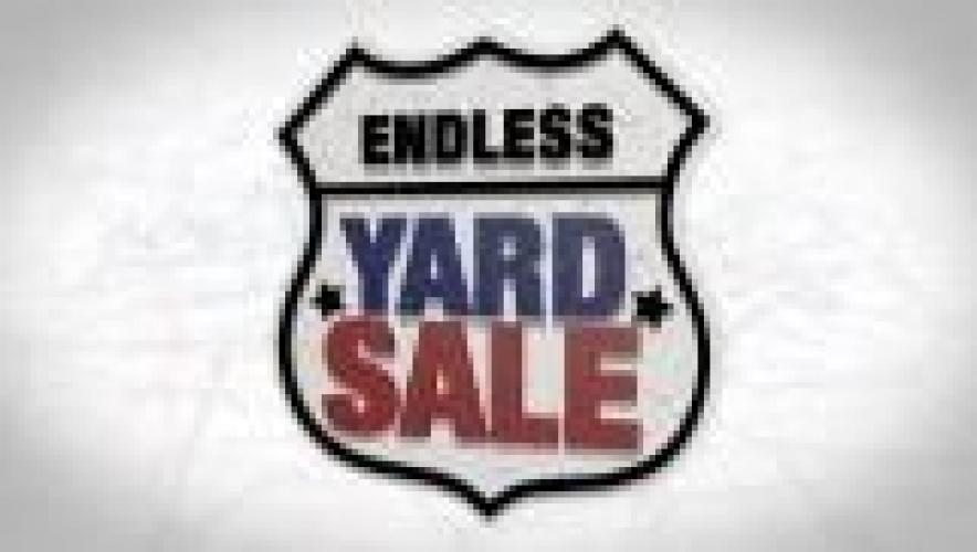 Endless Yard Sale: Race to the State Line next episode air date poster