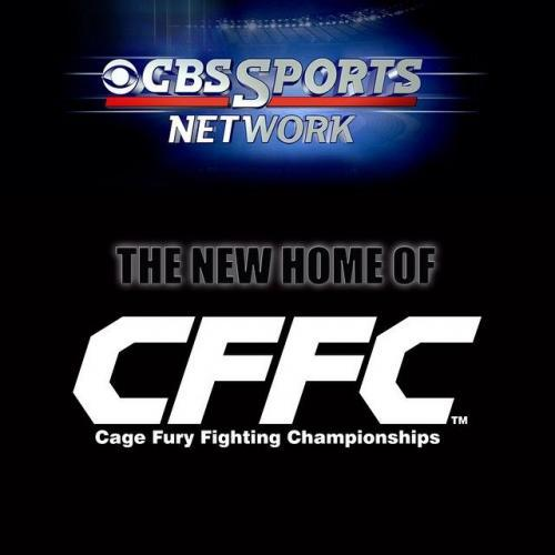 Cage Fury Fighting Championships next episode air date poster