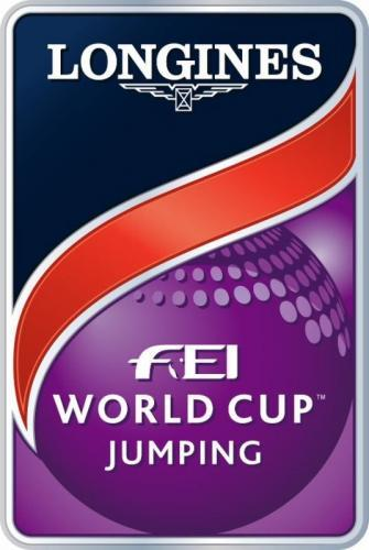 Longines FEI World Cup Jumping next episode air date poster