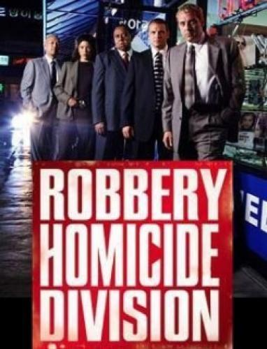 Robbery Homicide Division next episode air date poster