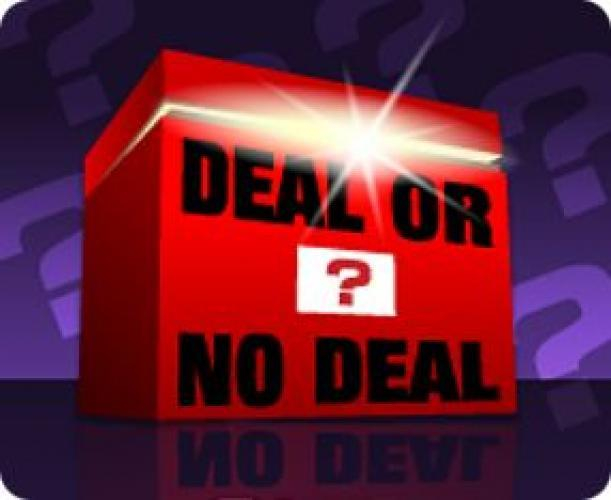 Deal or No Deal next episode air date poster