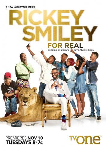 Rickey Smiley for Real next episode air date poster