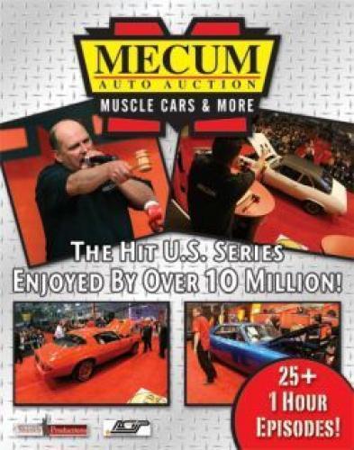 Mecum Auto Auctions next episode air date poster