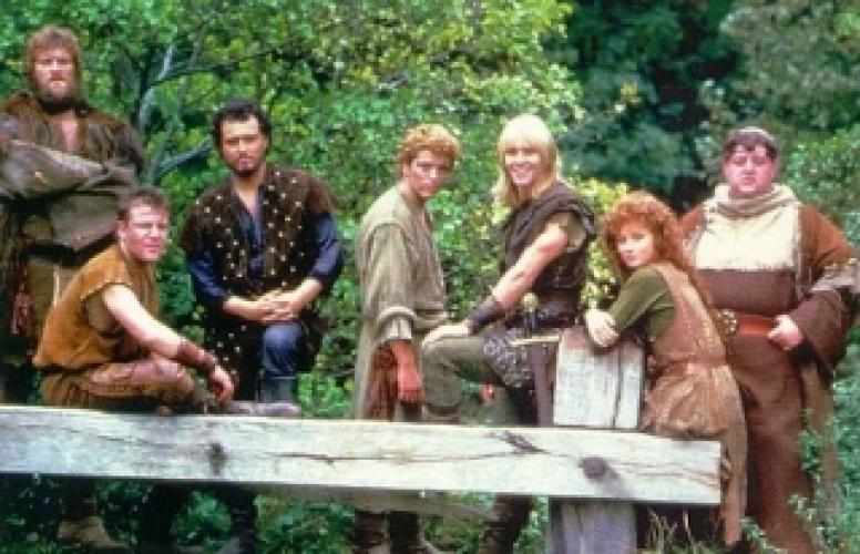 Robin of Sherwood next episode air date poster
