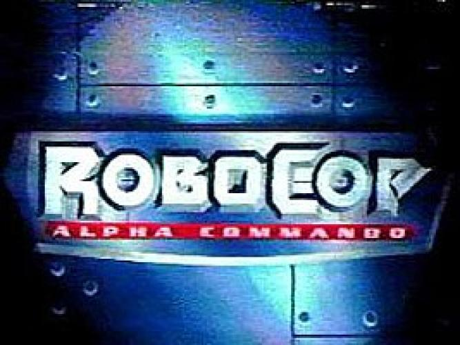 RoboCop: Alpha Commando next episode air date poster
