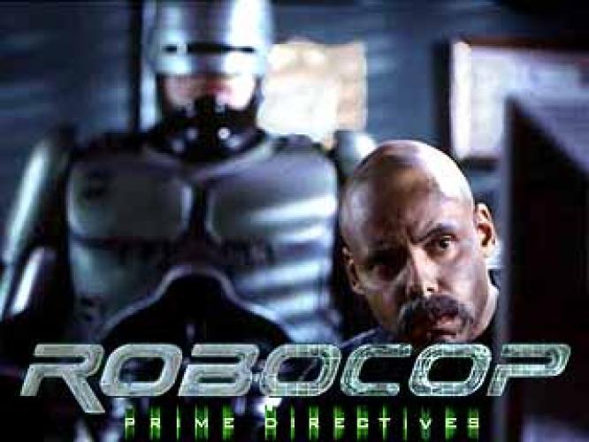 RoboCop: Prime Directives next episode air date poster