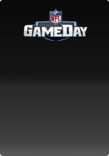 NFL GameDay Live next episode air date poster