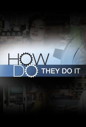 How Do They Do It? next episode air date poster