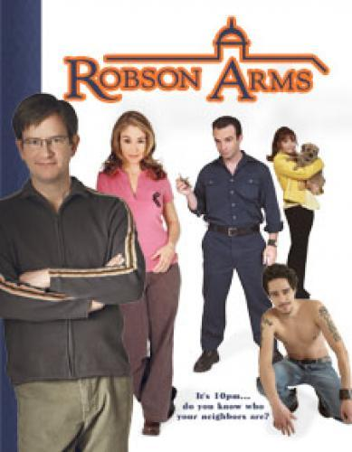 Robson Arms next episode air date poster