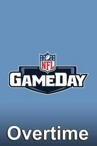 NFL GameDay Overtime next episode air date poster