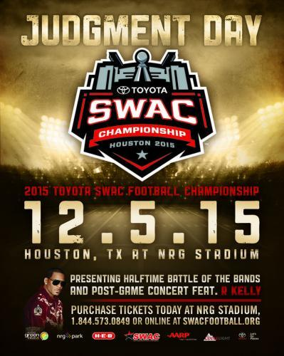SWAC Championship Game next episode air date poster
