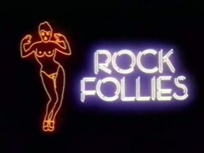 Rock Follies next episode air date poster