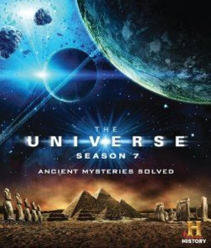 The Universe: Ancient Mysteries Solved next episode air date poster