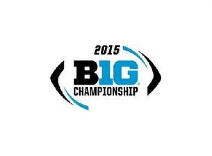 Big Ten Football Championship Game next episode air date poster