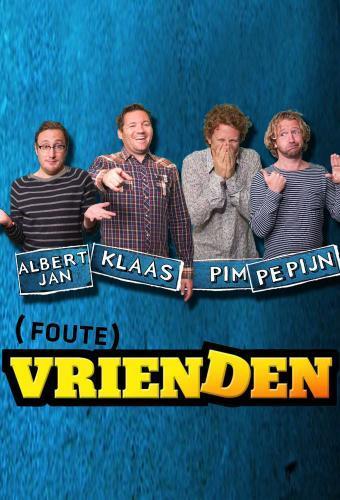 Foute Vrienden next episode air date poster
