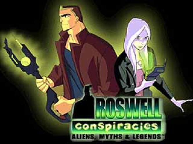 The Roswell Conspiracies next episode air date poster