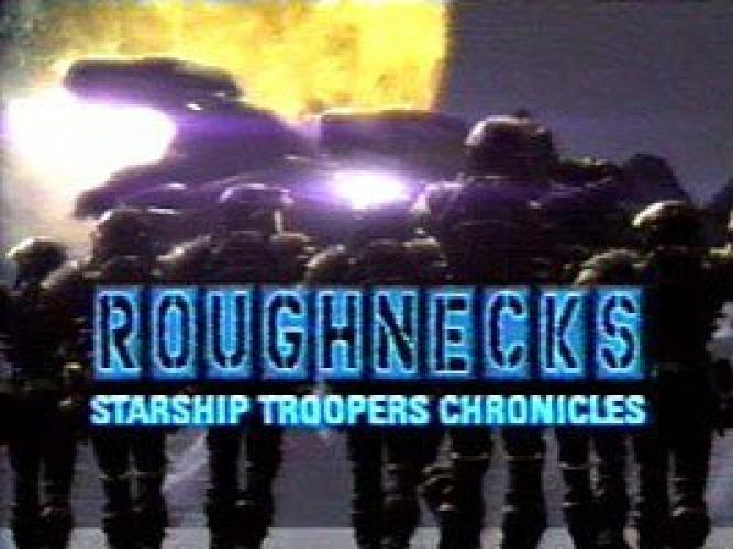 Roughnecks: Starship Troopers Chronicles next episode air date poster