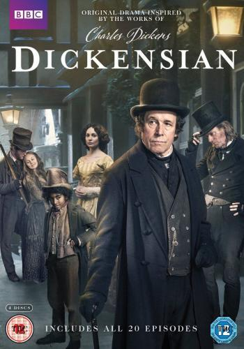 Dickensian next episode air date poster